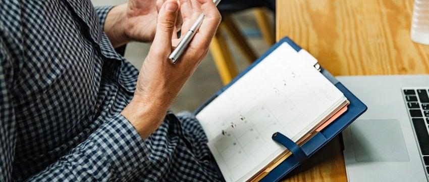 Planificar las actividades y metas