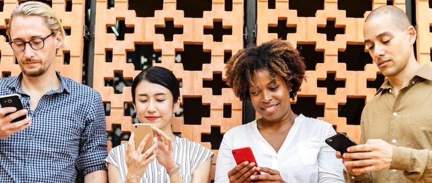 Reclutamiento redes sociales