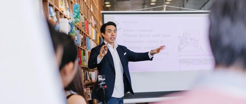 el storytelling en las ventas de una empresa