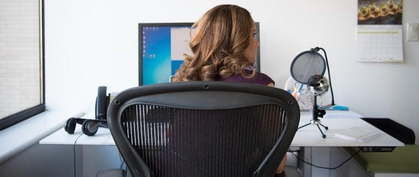 ergonomia en las oficinas