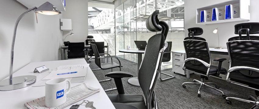 oficinas equipadas IZA BC