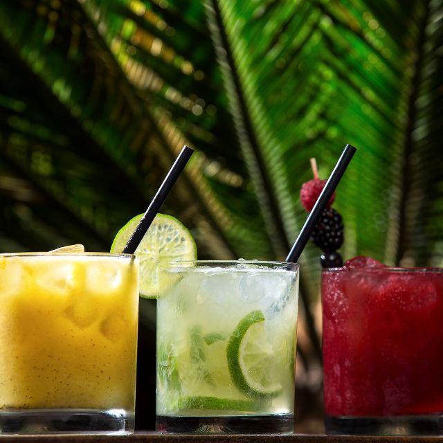 Bebidas en Rubaiyat Polanco