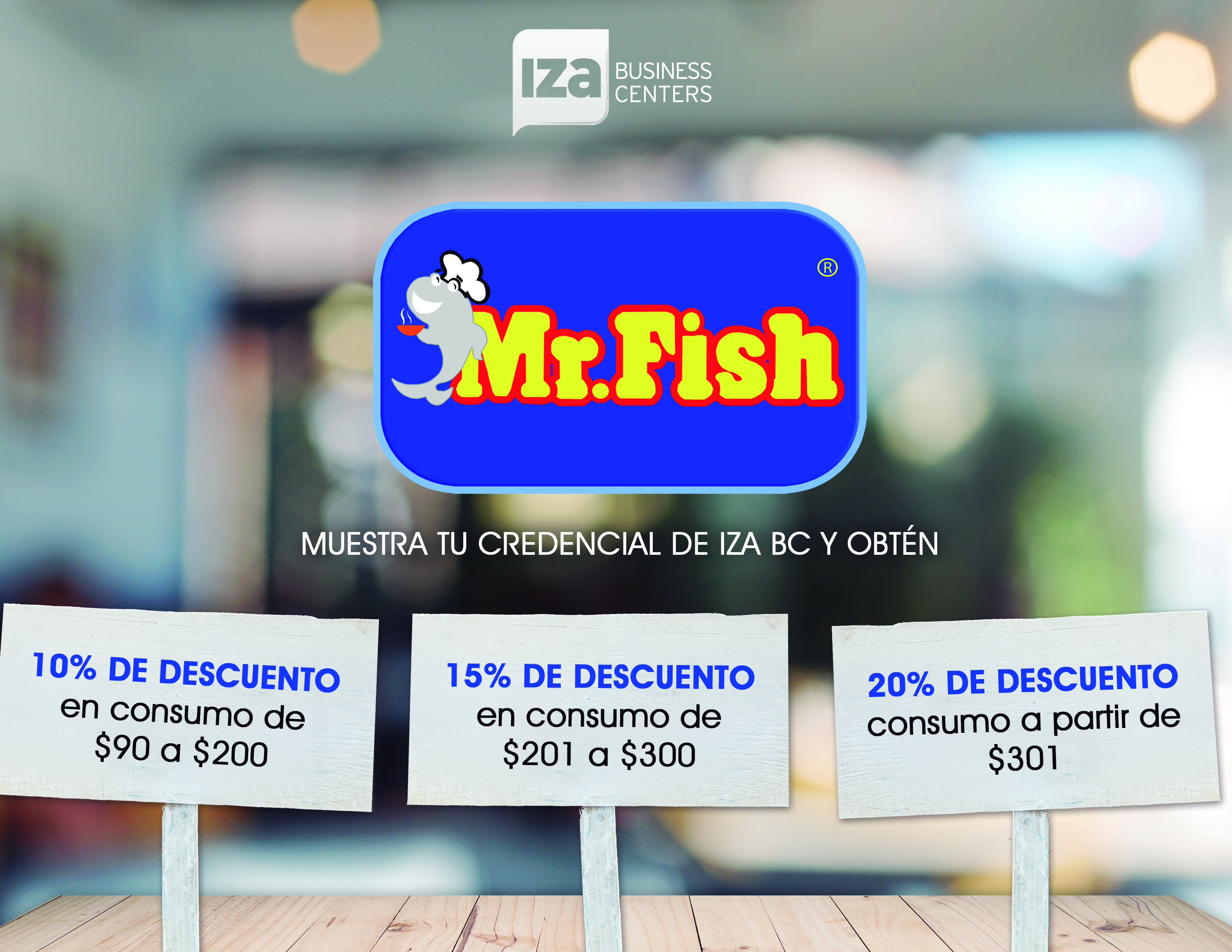 CORCHO MR. FISH