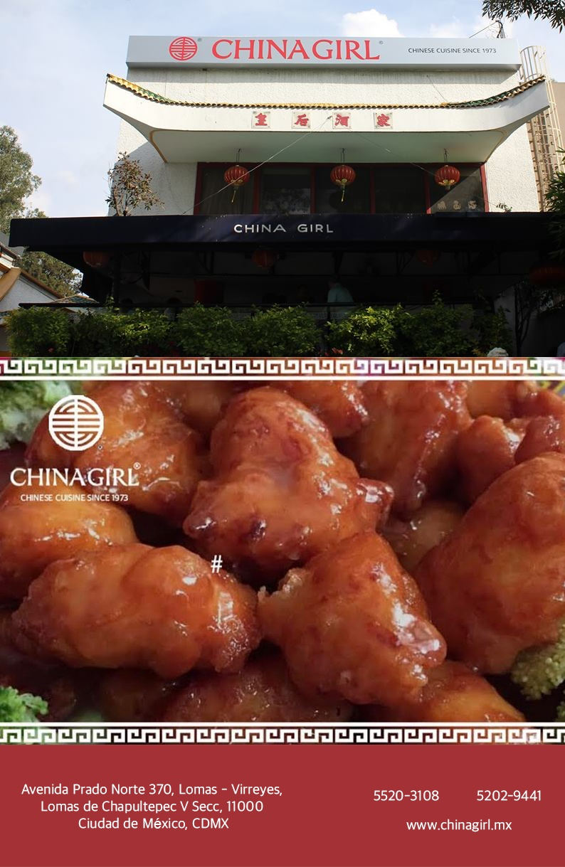 China Girl 2018_ restaurante