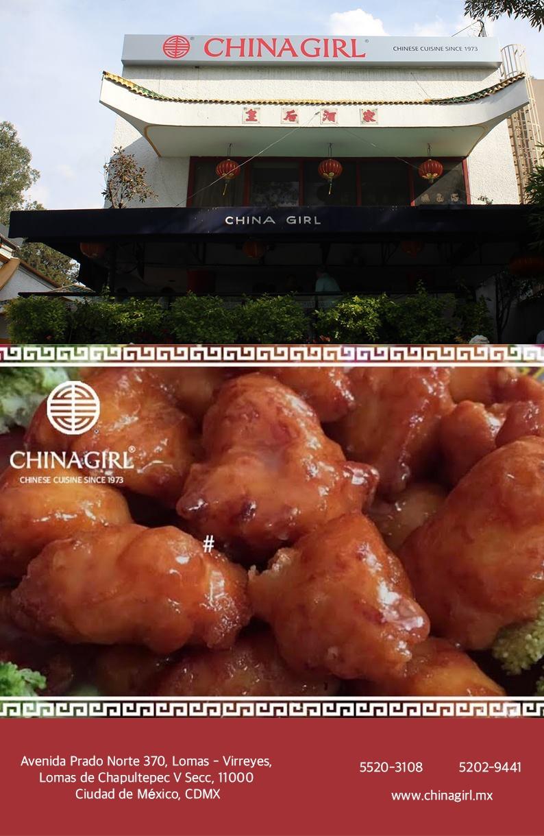 China Girl 2018_ restaurante