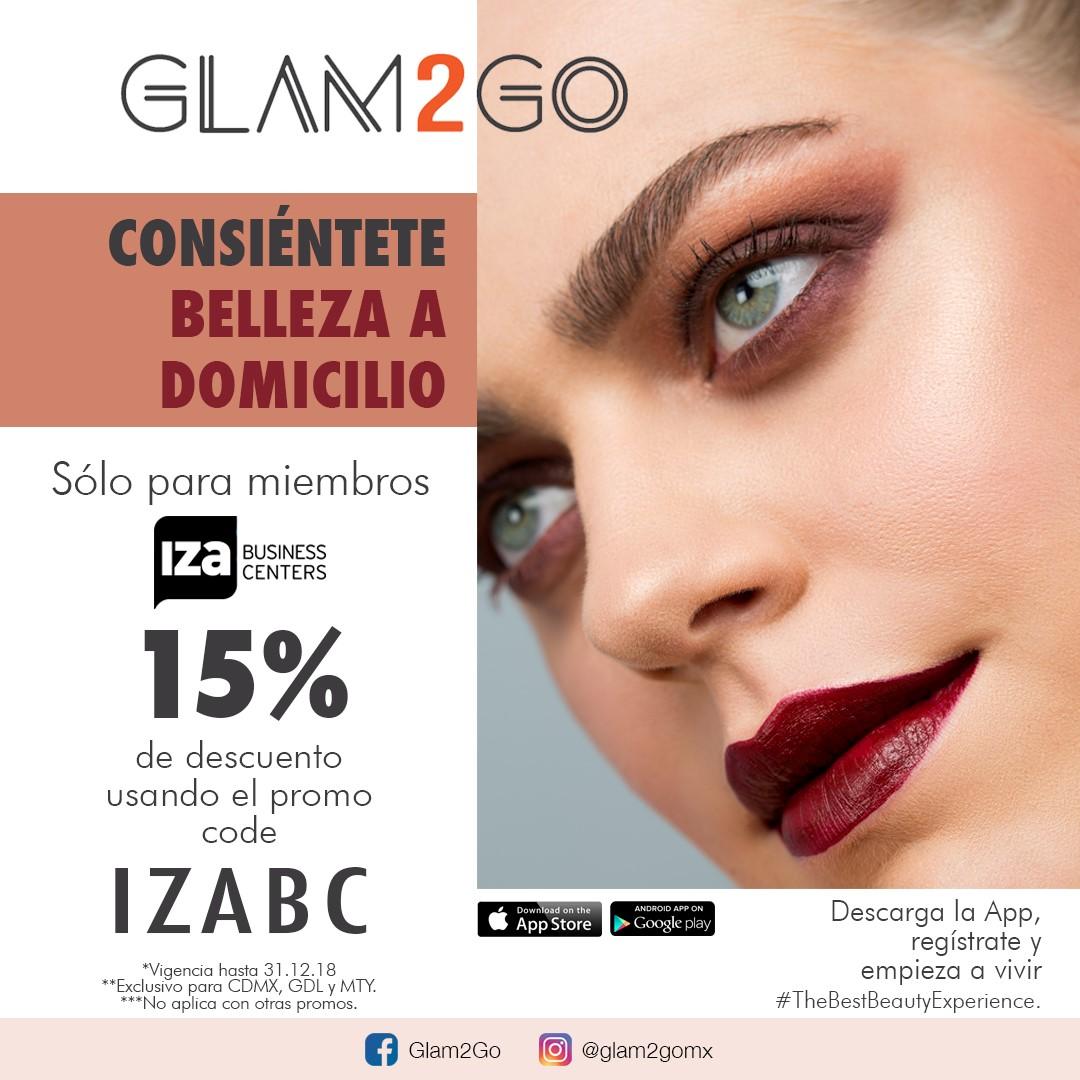 GLAM2GO Convenio IZABC Nacional