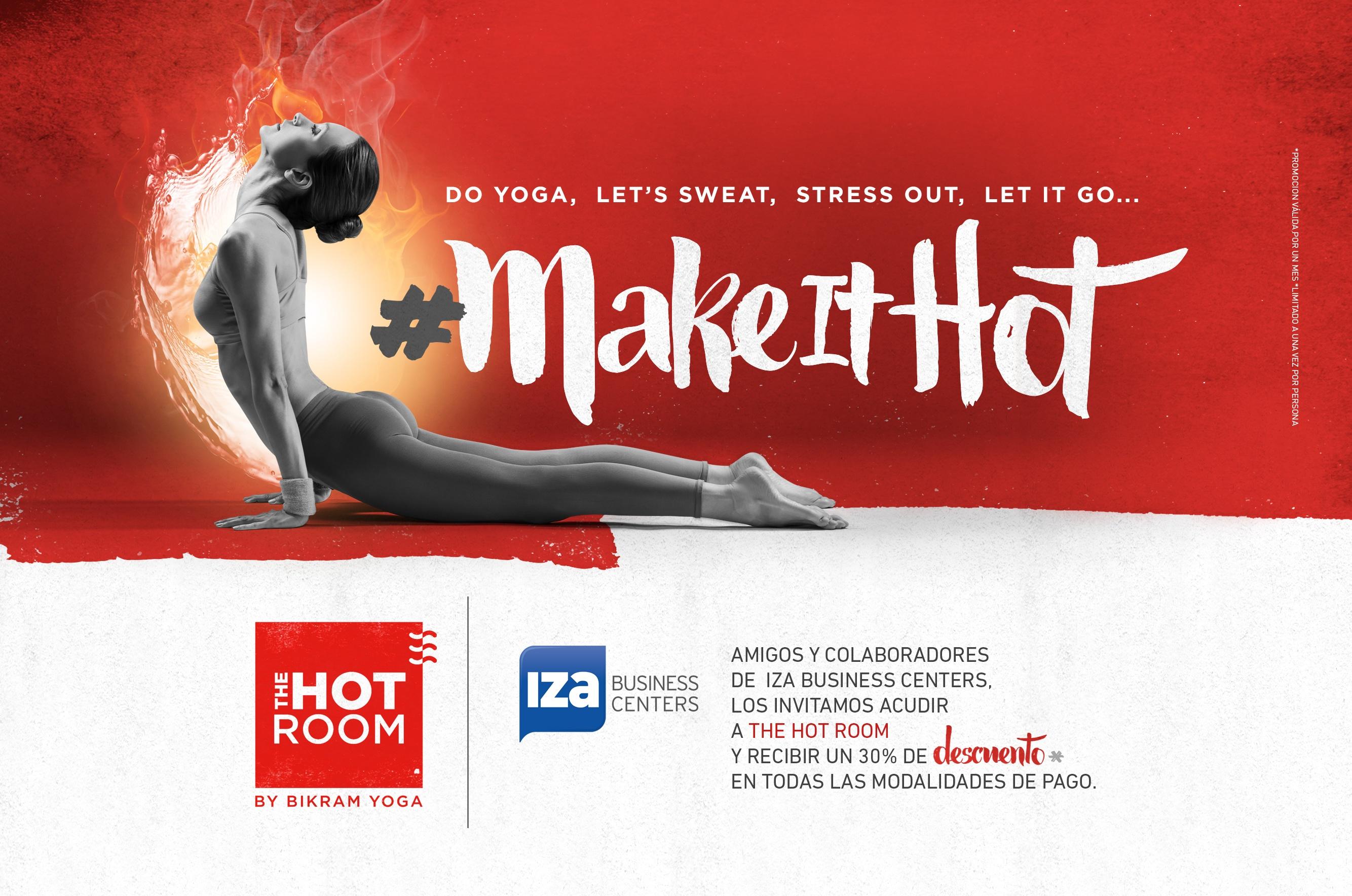 HOT ROOM Beneficio para cliente de oficinas en monterrey IZA BC 2-1