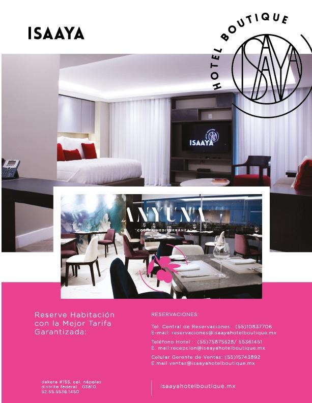 HotelBoutique Isaaya IZA Business Centers