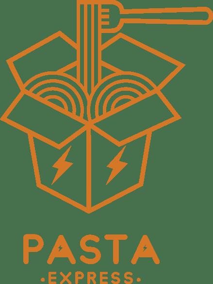 Promoción IZA BC pasta express logo
