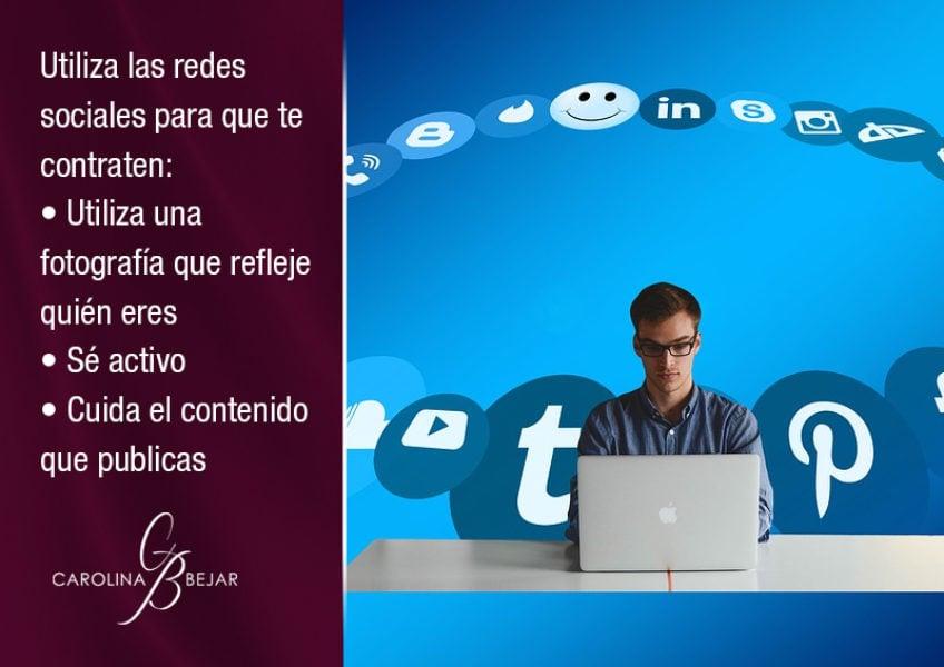 Usa Redes Sociales a tu favor imagen personal Carolina Bejar IZANEWS Articulo del mes