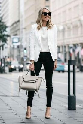 vestimenta business casual mujer 2