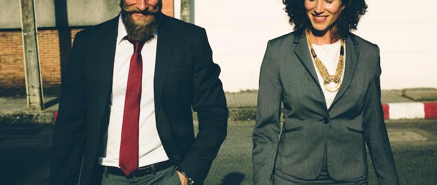 líderes empresariales