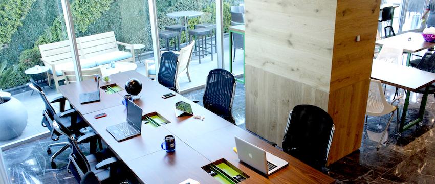 lugares compartidos-coworking