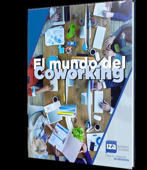 El mundo del coworking - IZA BC
